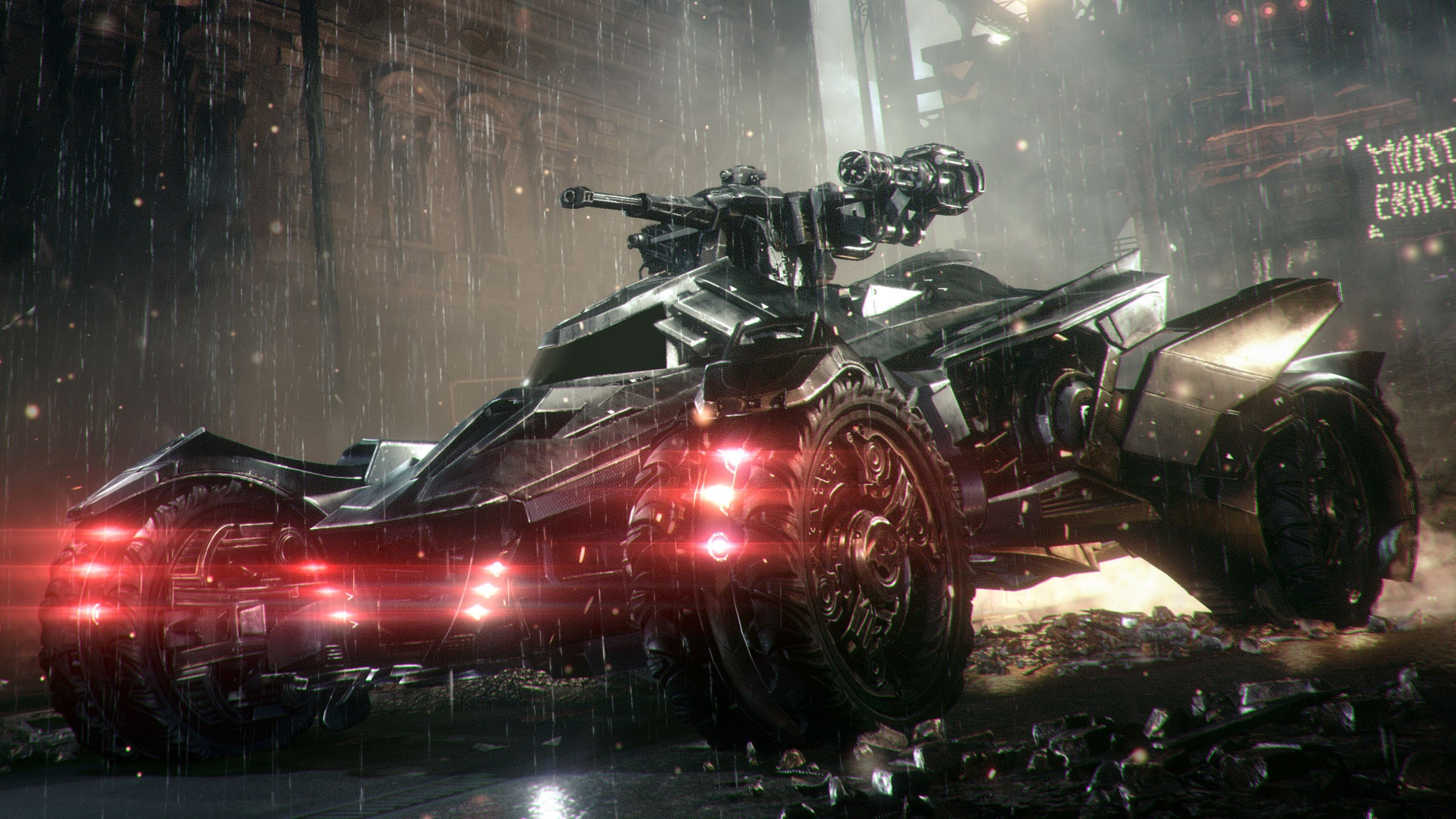 arkham knight review