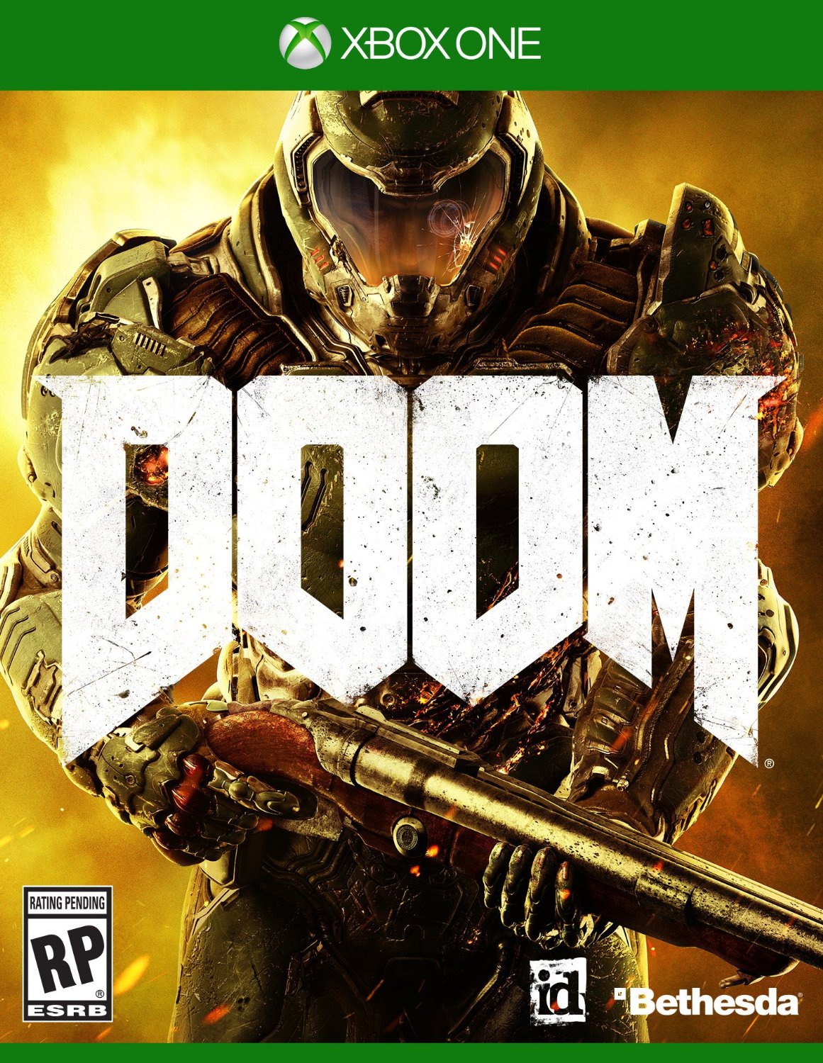 doom xbox one review