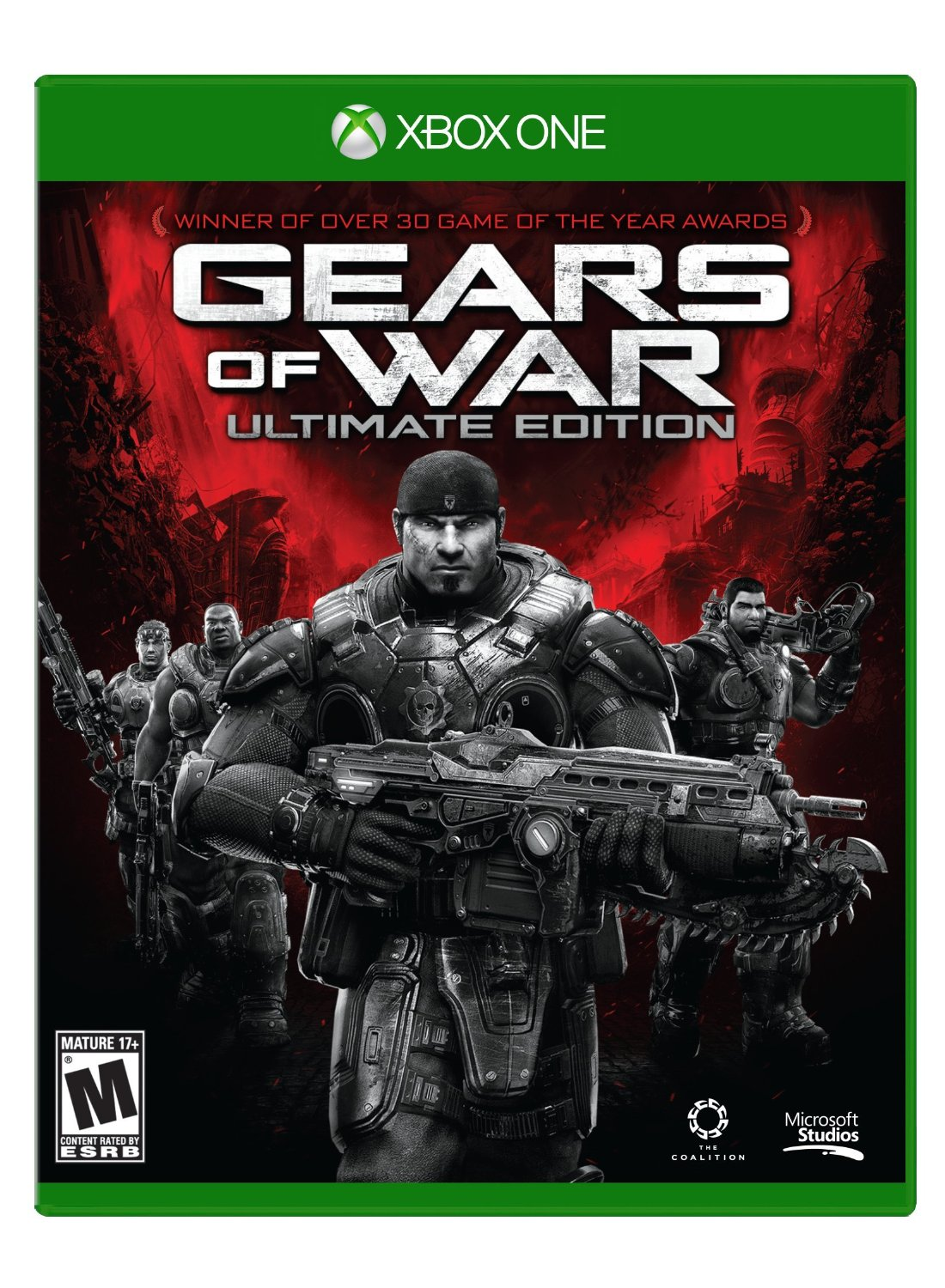 GOW box art
